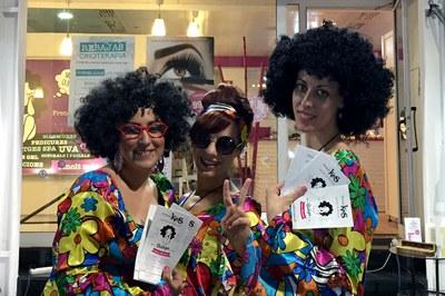 French Kiss ganaron el premio al comercio mejor decorado