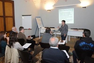 Las sessiones tendran lugar de nuevo en el Ateneu (Foto: Localpres).