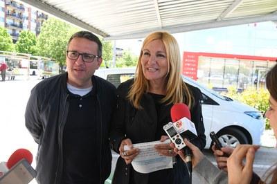 Un momento de la presentación de la Feria a la prensa (foto: Localpres).