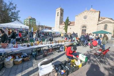 'La Gran Acció' tuvo lugar el 16 de noviembre en la pl. Doctor Guardiet (foto: Ayuntamiento - Localpres).
