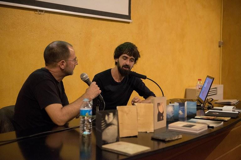 Conferencia de clausura (foto: Localpres)