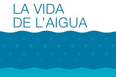 'La vida del agua' es una exposición itinerante de la Diputación de Barcelona que estos días se puede visitar en Rubí.
