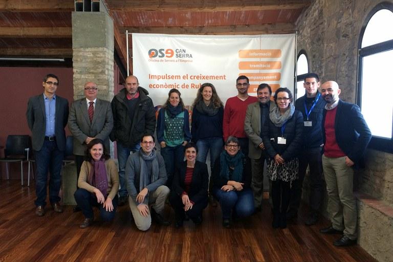 Participantes en la sesión de hoy