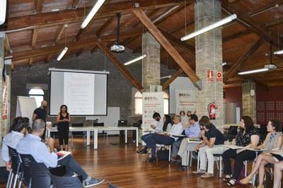 La sesión ha tenido lugar a la Masía de Can Serra (foto: Ayuntamiento de Rubí).