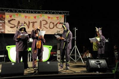 """Los """"Versots"""" volverán a ser uno de los momentos más esperados de la fiesta (foto: Localpres)."""