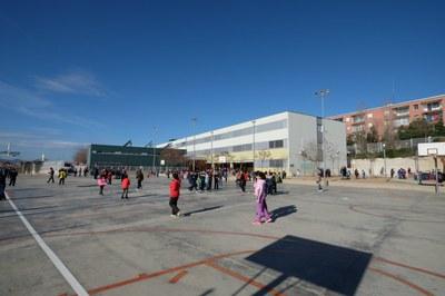 Los casales de septiembre tendrán lugar en la Escuela 25 de septiembre (foto: Ayuntamiento de Rubí – Locapres).