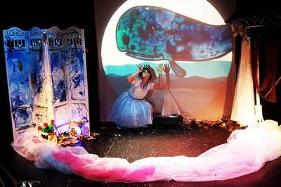 """El """"Teatro para pequeña infancia"""" es uno de los atractivos de la nueva programación (foto cedida)."""