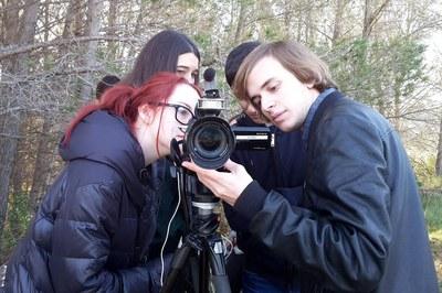 El taller de cortometrajes vuelve a la Torre Bassas (foto: RubiJove).
