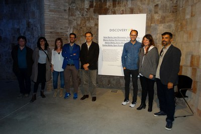 La muestra se puede visitar en la Sala César Martinell de El Celler.