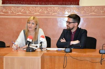 La alcaldesa de Rubí ha explicado que esta iniciativa quiere ayudar a aquellas personas y familias con dificultades económicas.