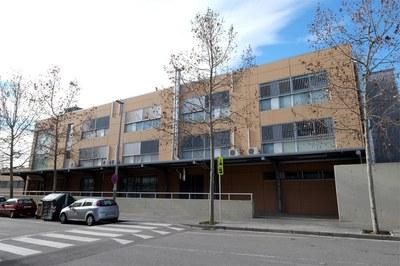 Escuela Ca n'Alzamora (foto: Localpres).