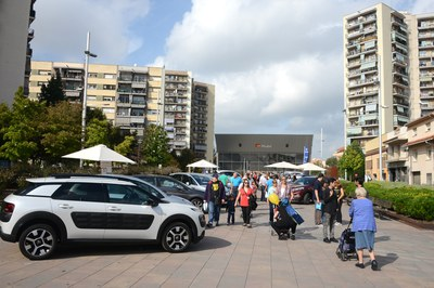 La 'Festa del Comerç' ha tenido lugar en la Rambla del Ferrocarril (foto: Localpres).