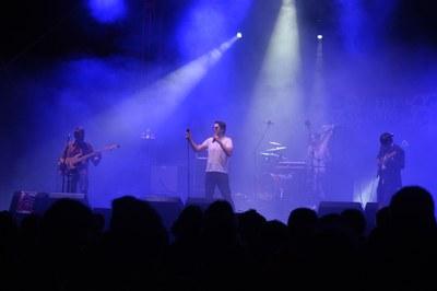 La noche del viernes, el Escardívol se volverá a llenar de música local gracias al Barrakuda Festival (foto: Localpres).