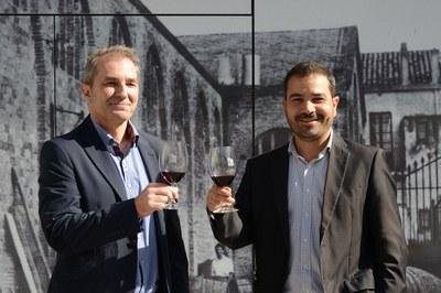 Joan Nebot y Jaume Buscallà (foto: Localpres).