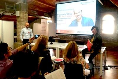 La sesión informativa ha tenido lugar a Can Serra.