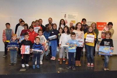 Los ganadores del sorteo han recogido sus premios (foto: Localpres).