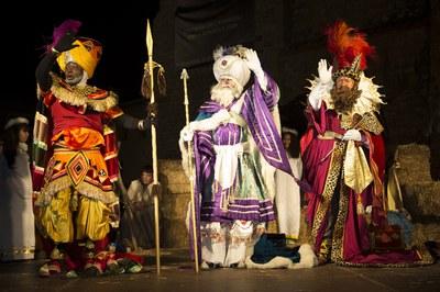 La última cabalgata de Reyes (foto: Localpres).