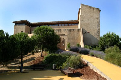 El Museo Municipal Castell (MMUC) permanecerá cerrado del 22 de diciembre al 6 de enero (foto: Lídia Larrosa).