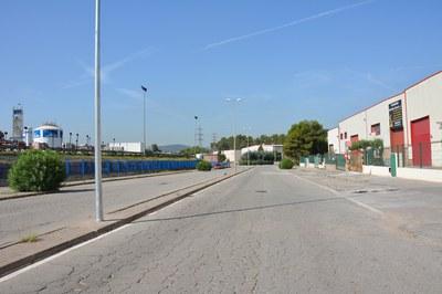 Entre el 10 y el 14 de agosto, un tramo de la avenida Gaudí se estrechará con motivo de estas obras.