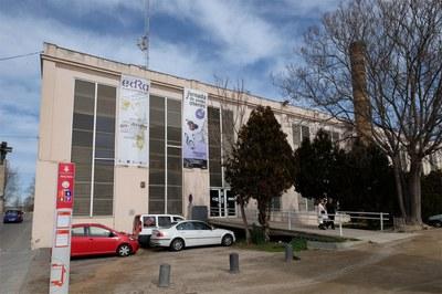 Edificio del Escardívol (foto: Localpres).