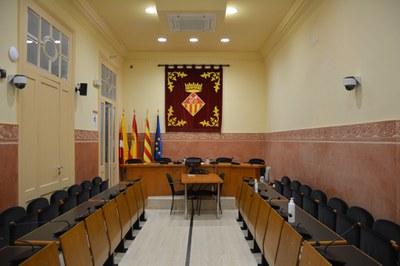 La participación ciudadana en el pleno hace una adelante (Foto: Ayuntamiento).