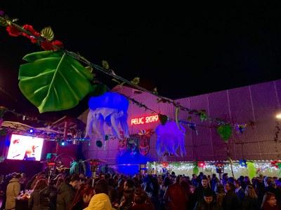 La fiesta de Fin de año ha tenido lugar en El Celler.