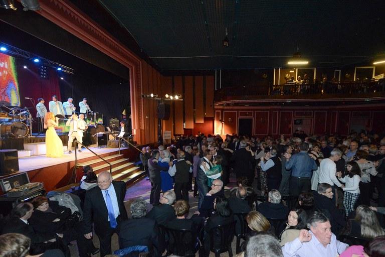 Baile de Sant Antoni en el Casino (foto: Localpres)