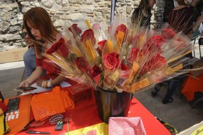Sant Jordi 2017 (foto: Localpres)