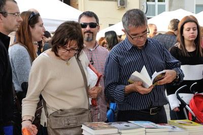 Los libros han atraído a muchos rubinenses