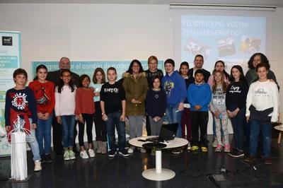 Las escuelas del 50/50 reciben un reconocimiento en el marco del Congreso Rubí Brilla (foto: Localpres).