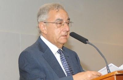 Jordi Quintas en el acto de relevo al frente de la Sindicatura (foto: Ayuntamiento de Rubí - Lidia Larrosa).
