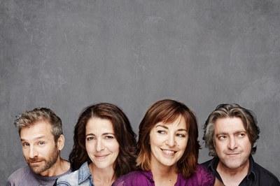 """Imagen promocional de """"Els veïns de dalt"""" (foto: David Ruano)."""