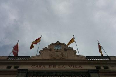 Entre este lunes y martes, en Rubí se esperan cielos nublados y lluvias, según el Servei Meteorològic de Catalunya.