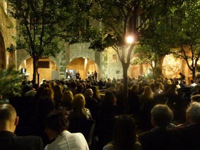 Los premios se han entregado en el Museo Frederic Marès de Barcelona (foto: Ràdio Rubí)