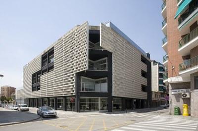 La Biblioteca Mestre Martí Tauler de Rubí ha acogido el últim encuentro de la Comisión permanente del CNIAC.