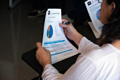 Los talleres ayudan a entender las facturas y a reducir su su importe (foto: Ayuntamiento de Rubí - Localpres).