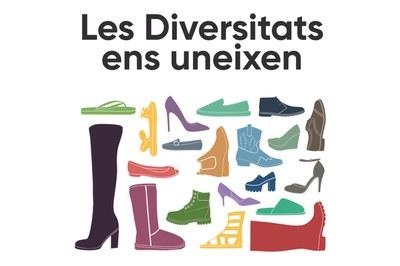 Imagen promocional de la Semana de las Diversidades.