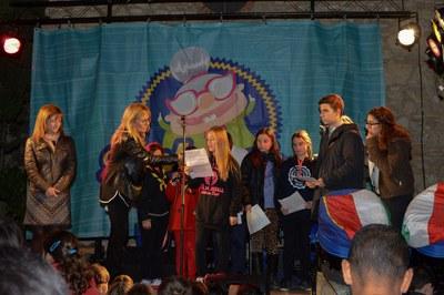 El Día Internacional de los Derechos de los Niños se conmemoró por primera vez en 2015 (foto: Localpres).