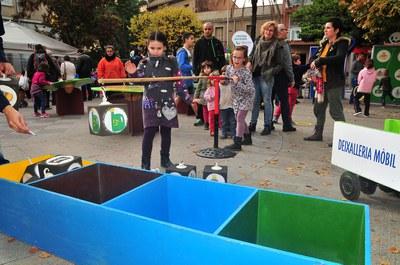 Los niños pudieron disfrutar con diversas actividades durante el Arroz de aprovechamiento (foto: Localpres)