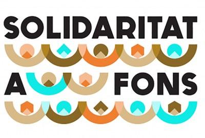 Logotipo de la campanya (Foto: Fons Català de Cooperació).