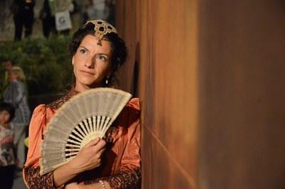 La Marquesa de Barberà (foto: Localpres)