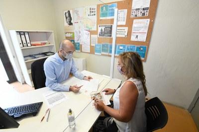 La Oficina de Servicios a la Empresa de Rubí ha impulsado 201 horas de formación (foto: Ayuntamiento de Rubí – Localpres).