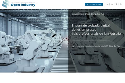 Rubí impulsa la Open Industry 4.0.