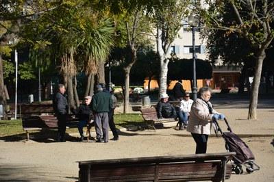 La organización del congreso ha recogido las aportaciones de personas grandes de todo el territorio a través de varias sesiones de trabajo (foto: Ayuntamiento de Rubí).