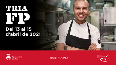 Rubí estrena un buscador en línea de la oferta de Formación Profesional.