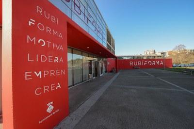 La sesión informativa tendrá lugar en Rubí Forma (foto: Localpres).