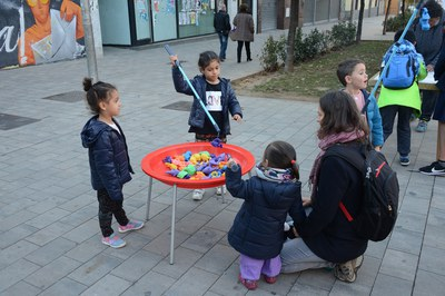 Durante toda la tarde ha habido actividades para todas las edades (foto: Localpres)