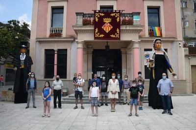 Encuentro de Peres, Petres, Paus y Paules (foto: Ayuntamiento de Rubí - Localpres)