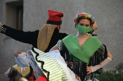 El baile del Esbart (foto: Ayuntamiento de Rubí - Localpres)