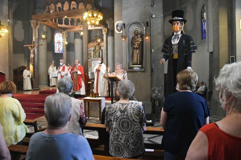 Misa de Sant Pere (foto: Ayuntamiento de Rubí - Localpres)